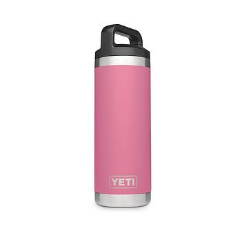 18 oz. Rambler Bottle in Harbor Pink by YETI