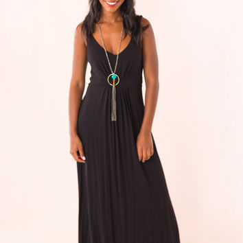 Easy to Style Maxi in Black