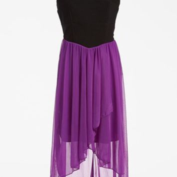 Ruby Rox High/Low Dress (Big Girls) | Nordstrom