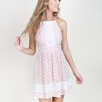 Altar'd State Peaches and Dream Dress - Dresses - Apparel