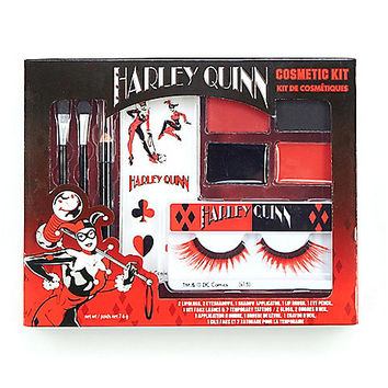Harley Quinn Makeup Kit - Spirithalloween.com