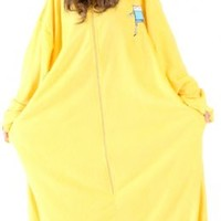 Adventure Time Jake the Dog Hooded Kigurumi One Piece Pajama - Adventure Time - | TV Store Online