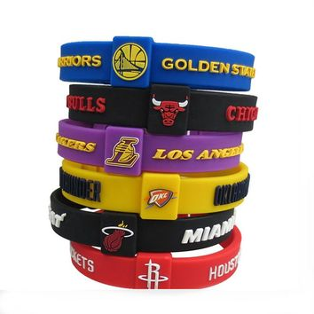 LIMITED TIME ONLY NBA Sport Bracelets