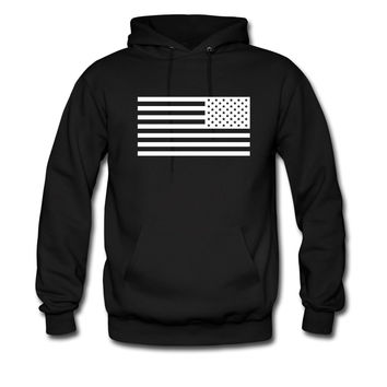 American Flag Tactical Subdued hoodie sweatshirt tshirt