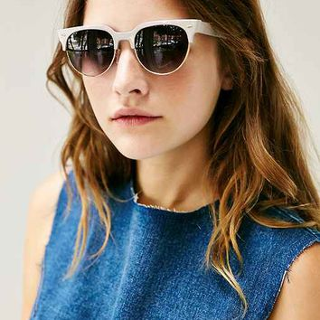 Squared Brow Sunglasses