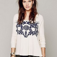 Rockabilly Raglan Fairisle