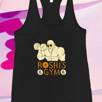 Train Insaiyan Roshi's Gym For Tank top women and men unisex adult