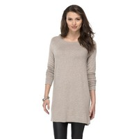 Mossimo® Women's Ultrasoft Tunic Sweater - Assorted Colors