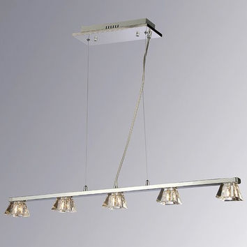 Brandon Crystal Pool Table Light