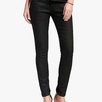 Lucky Brand Legend Charlie Skinny Womens Straight Jeans - Crown Beach