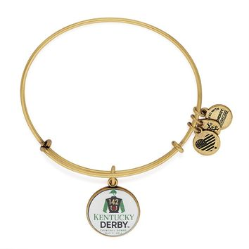 Kentucky Derby® 142 Charm Bangle