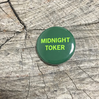 Midnight Toker Pin