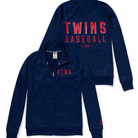Minnesota Twins Track Jacket - PINK - Victoria's Secret