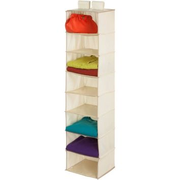 Honey Can Do 8-Shelf Hanging Organizer - Walmart.com