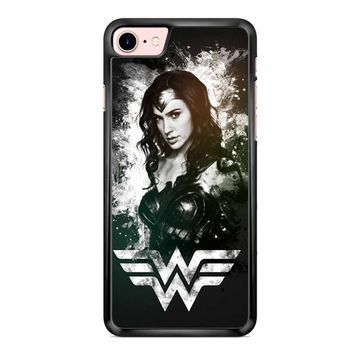 Wonder Woman Comic iPhone 7 Case