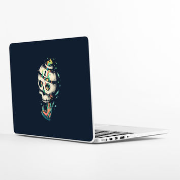 Delusion of Life and Death Laptop Skin