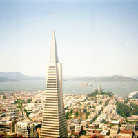 Transamerica Pyramid, San Francisco Art Print by Zoë Hawaii | Society6