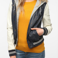 Urban Outfitters - OBEY Varsity Lover Jacket