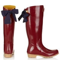 JOULES Evedon Ribbon Wellies - Boots - Shoes - Topshop USA
