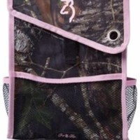 SPG's Browning Mossy Oak And Pink Utility Or Litter Bag