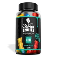 Chong's Choice Gummies – CBD Infused Gummy Bears [Edible Candy]