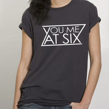 you me at six t shirt for Tshirt , Women ,Men