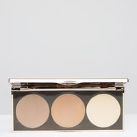 Nude by Nature Contour Palette at asos.com
