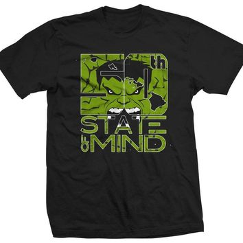 "50th State of Mind ""Hulk"" Men's T-Shirt"