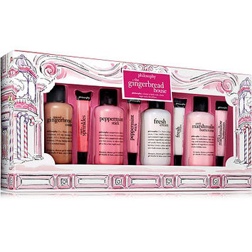 Philosophy The Gingerbread House Set | Ulta Beauty