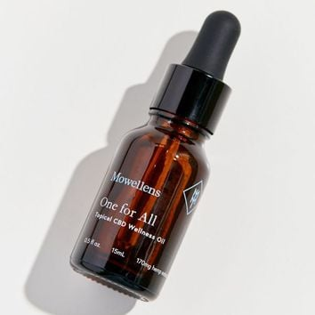Mowellens One For All CBD Wellness Oil | Urban Outfitters