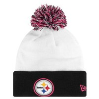 New Era NFL Breast Cancer Awareness Knit - Men's