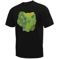 Fortnite Map Custom T-Shirt