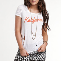 Kendall & Kylie Vintage Tee at PacSun.com