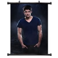 "Teen Wolf MTV TV Show Fabric Wall Scroll Poster (16"" x 23"") Inches"