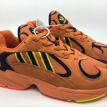 zz kuyou  Adidas YUNG Dragon Ball Orange 40-45