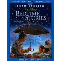 Bedtime Stories (3 Discs) (Includes Digital Copy) (DVD) (Blu-ray) (W)