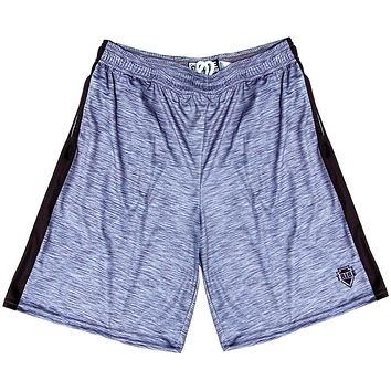 Tribe Lacrosse Heather Shorts
