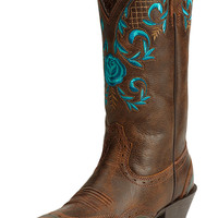 Ariat Women's Terrace Acres Vintage Bomber Cowgirl Boots