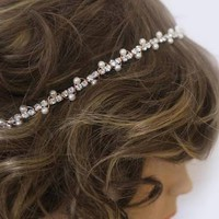 Thin Bridal Headband Reviews from Real brides