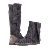 UGG Classic Cardy Navy/Charcoal - Zappos.com Free Shipping BOTH Ways