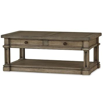 Roosevelt Coffee Table in Harbor Gray