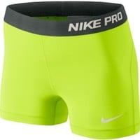 "Nike Women's Pro Core 3"" Compression Shorts - Dick's Sporting Goods"