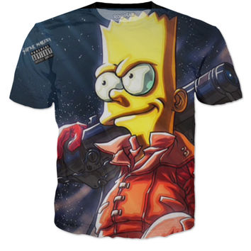 Bart Simpson Shirt