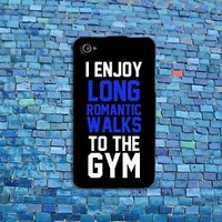 Funny Gym Fitness Beach Quote Cover Cute Phone Case iPhone Romantic Fun Cool