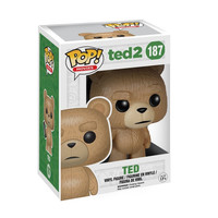 Ted POP! Movies #187 Vinyl Figure