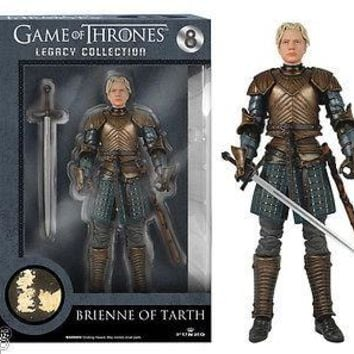 Funko Legacy Brienne Of Tarth Game Of Thrones Series 2 Action Figure