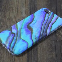Turquoise Marble Tough Protective iPhone 6s Case iPhone 6 plus Case 3D 201