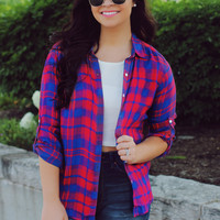 My Obsession Flannel