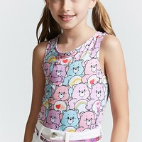 Girls Care Bears Bodysuit (Kids)