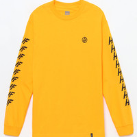 HUF Shocker Long Sleeve T-Shirt at PacSun.com